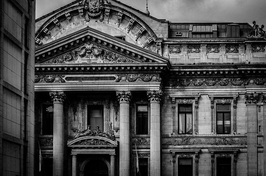 Old Europe - 20 x 30 lustre print by Tanner Young