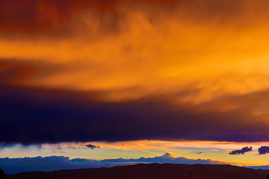 High Above the Valley - 20 x 30 giclée on canvas (unmounted) by Tanner Young