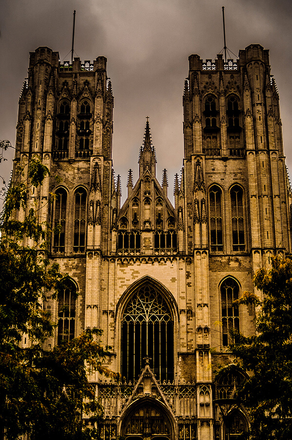 Gothic Splendor - 20 x 30 lustre print by Tanner Young
