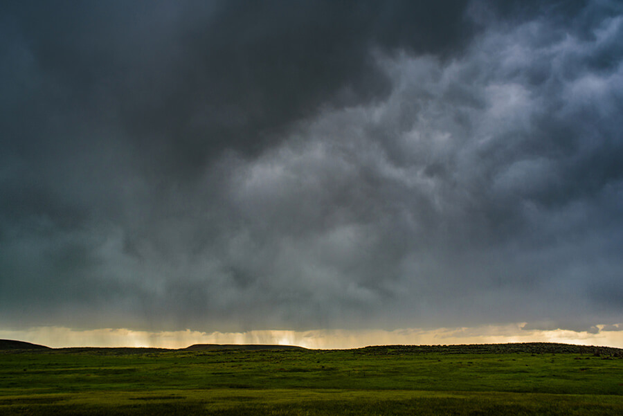 Edge of Light - 24 x 36 giclée on canvas (unmounted) by Tanner Young