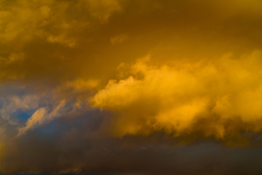 February Skies - 30 x 40 lustre print by Tanner Young