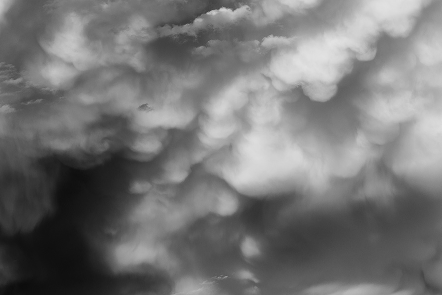 Mammatus Clouds, II - 20 x 30 lustre print by Tanner Young