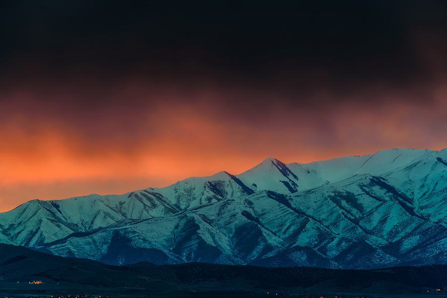 Distant Light - 20 x 30 lustre print by Tanner Young