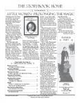 Vol. 1 No. 1 - Little Women