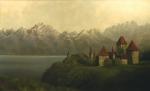 Journey's End - Original oil painting