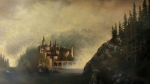 The Grey Havens - Original oil painting