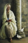 The Substance Of Hope - Original oil painting