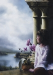 The Seed Of Faith - Original oil painting