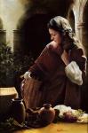 As It Began To Dawn - Original oil painting