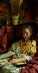 Upon Awakening - Original oil painting