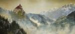 Legend - Original oil painting