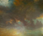 Into The West - Original oil painting