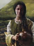 Living Water - Original oil painting