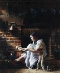 Growing Light - Original oil painting