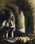 Martha, Martha - Original oil painting