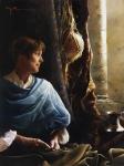 Forsaking All - Original oil painting