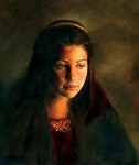 That Good Part - Original oil painting