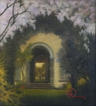 Pavane - Original oil painting