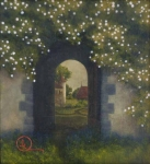 Sweet Brier - Original oil painting