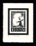 Miguel de Cervantes 1 - Limited Edition Lithography Print