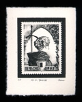 William Shakespeare 1 - Limited Edition Lithography Print