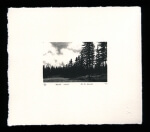 North Wood - Limited Edition Lithography Print