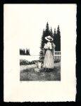 July - Limited Edition Lithography Print