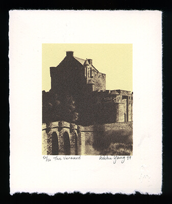 The Unnamed - Limited Edition Lithography Print by Ashton Young