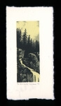 Back Country - Limited Edition Lithography Print