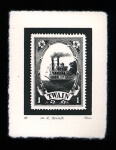 Mark Twain 1 - Limited Edition Lithography Print