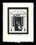 Arthur Conan Doyle 1 - Limited Edition Lithography Print