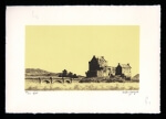 Mist - Limited Edition Lithography Print