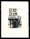 Final Draft - Limited Edition Lithography Print