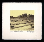 Butternut Center - Limited Edition Lithography Print