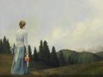 Mountain Home - 18 x 24 giclée on canvas (pre-mounted)