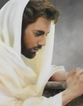 We Heard Him Pray For Us - 11 x 14 giclée on canvas (pre-mounted)