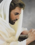 We Heard Him Pray For Us - 16 x 20 giclée on canvas (pre-mounted)