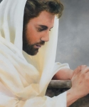 We Heard Him Pray For Us - 20 x 24 print