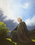 The Mother Of All Living - 11 x 14 giclée on canvas (pre-mounted)