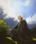 The Mother Of All Living - 20 x 24 giclée on canvas (unmounted)