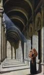 The Windows Of Heaven - 16 x 27 print