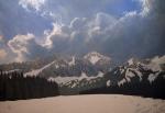 Den Kommende Våren - 6 x 8.75 giclée on canvas (pre-mounted)