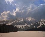 Den Kommende Våren - 20 x 24 giclée on canvas (unmounted)
