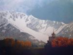 Den Kommende Vinteren - 12 x 16 giclée on canvas (pre-mounted)