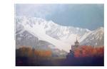 Den Kommende Vinteren - 5 x 7 print
