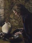 Charity Never Faileth - 30 x 40 giclée on canvas (unmounted)
