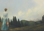 Mountain Home - 14 x 20 print