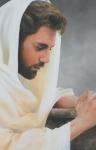 We Heard Him Pray For Us - 18 x 28 print