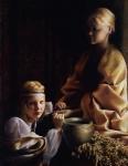 The Trial Of Faith - 14 x 18 giclée on canvas (pre-mounted)