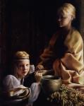 The Trial Of Faith - 16 x 20 giclée on canvas (pre-mounted)